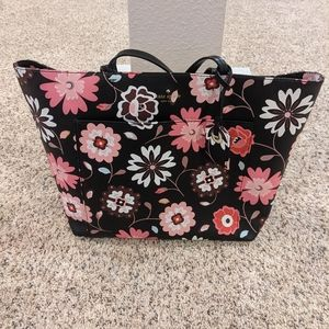 Kate Spade Harding St Casa Flora Riley Tote